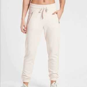 Athleta Bounce Back (Recover) Jogger in Light Pink
